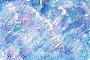 Abstract Acrylic Texture