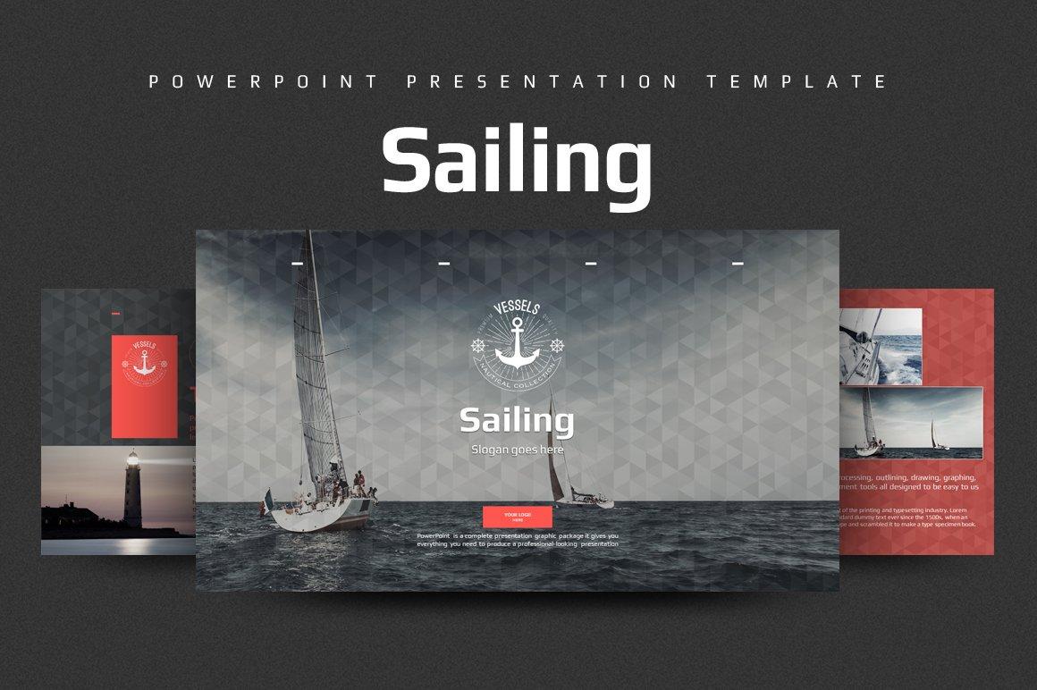 Sailing presentation templates creative market toneelgroepblik Images