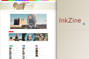 InkZine Plus - Magazine/News Theme