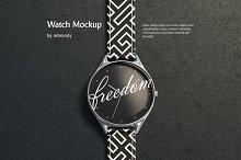 Watch Mockup