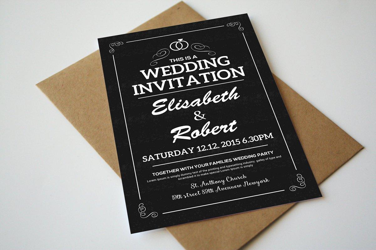 Wedding Invitations Cards