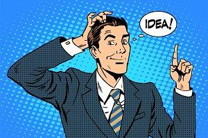 Creative business people businessman