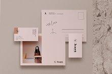 Brand Stationery Pack • Avarä by  in Stationery