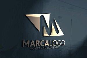 M Letter Logo -Discount % 25