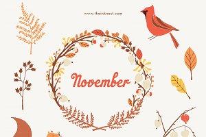 November EPS