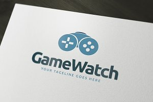 Game Watch Logo