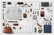 Clothing / Fashion / T-Shirt Mockup