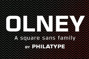 Olney Family