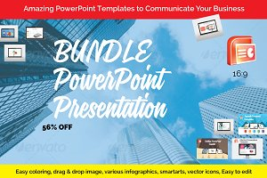Bundle Powerpoint 4 in One