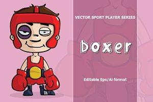VECTOR boxer