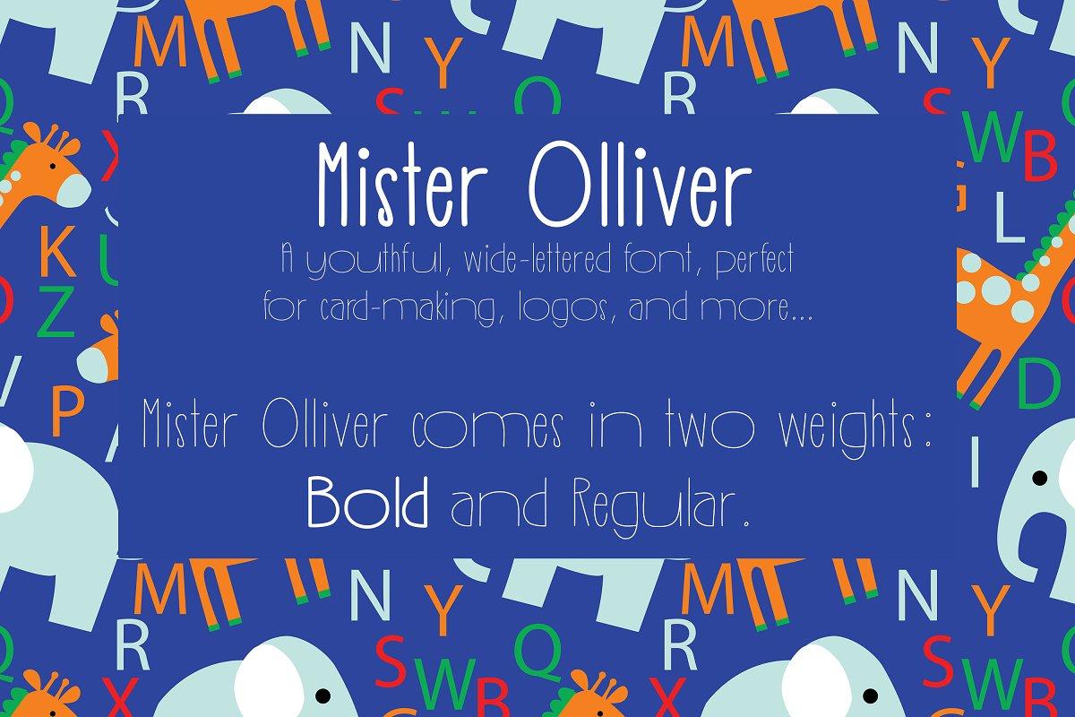 Mister Olliver