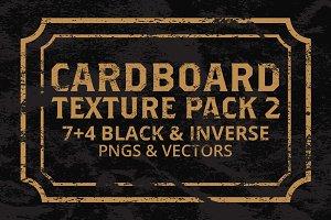 Cardboard Texture Pack 2