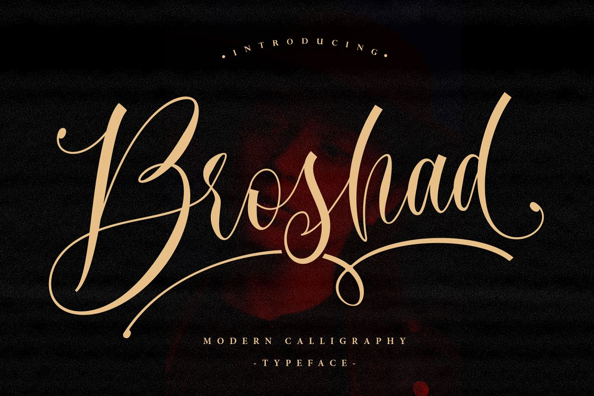 Broshad Font!