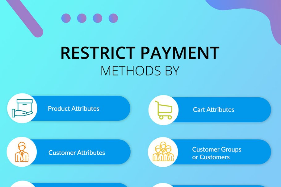 Magento 2 Payment Restrictions Pro