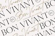 Bon Vivant Collection