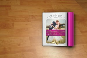 Wedding Magazine Covers Template