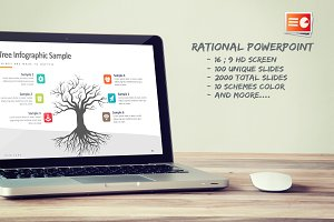Rational Powerpoint Template