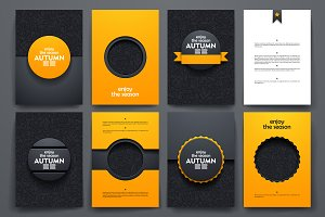 Autumn brochures