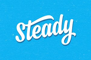 Steady (25% off)