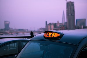 London Taxi Light