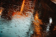 Rainy days by  in Abstract