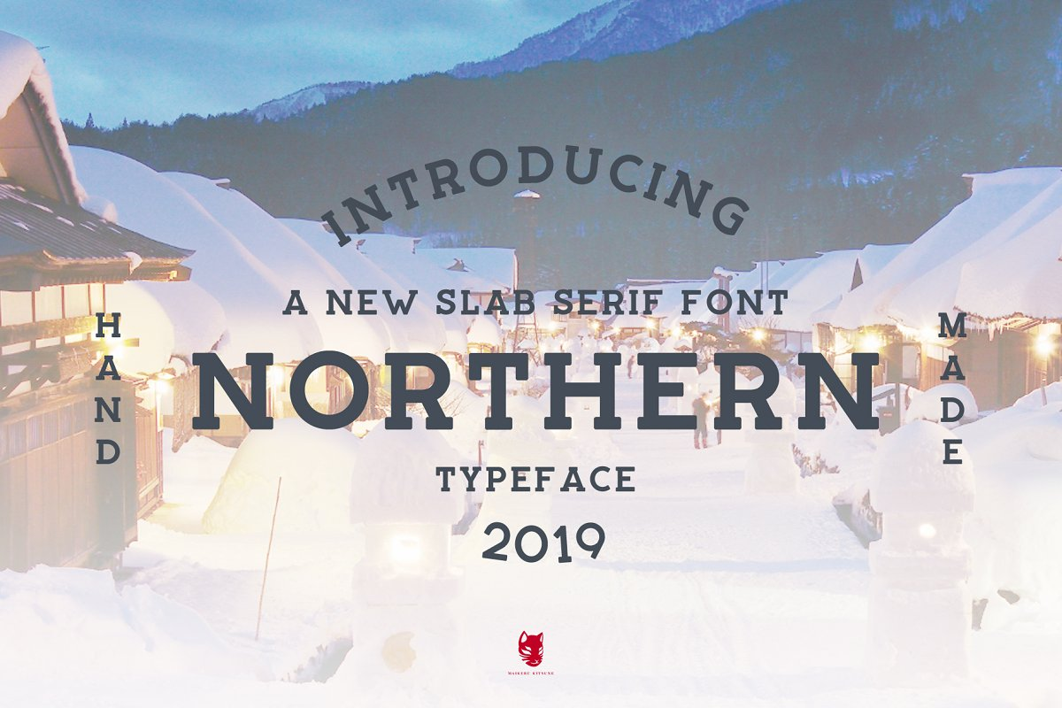 Northern Typeface