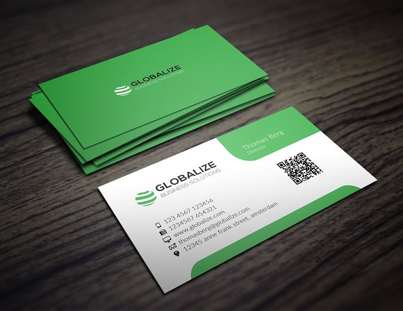 Corporate Business Card Vol. 10 - Business Cards