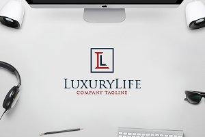 L Logo - Luxury Life