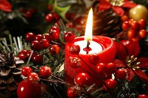 Christmas detail