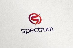 S Logo - Spectrum Circle