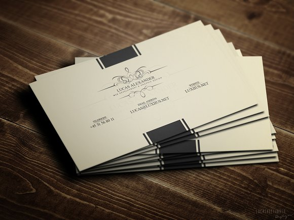 classy business card - Classy Business Cards