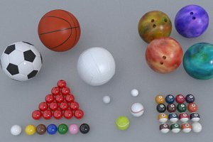Ball Sports Pack