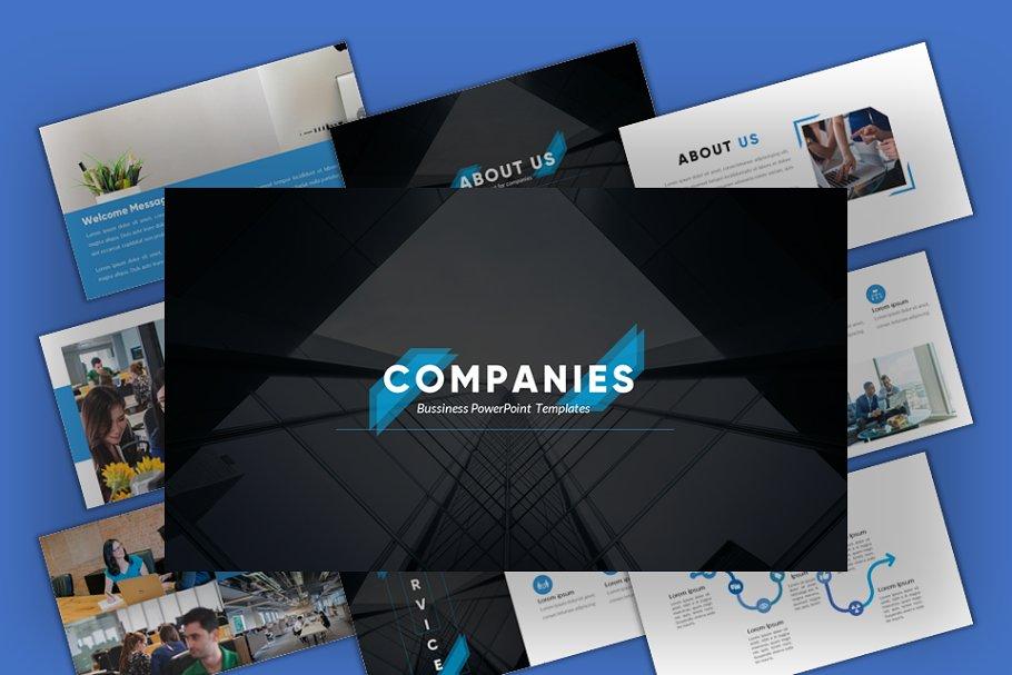 Companies - Business Keynote