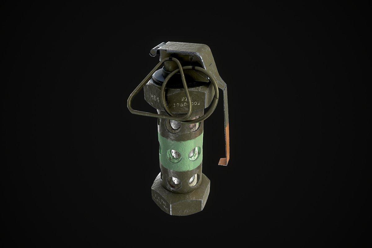 M84 Stun Grenade
