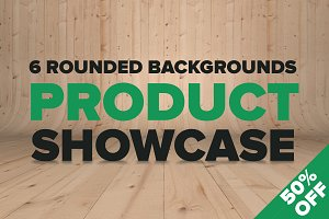 Rounded Background Headers 50% OFF