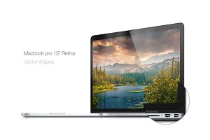 "Macbook pro - retina 15"""