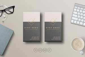 Elegant & Stylish Business Card
