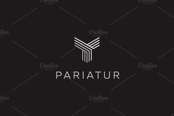 Abstract universal premium logo in Logo Templates