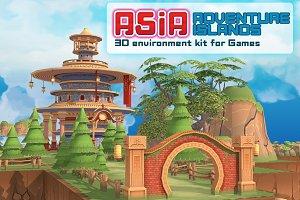 Asia Adventure Islands
