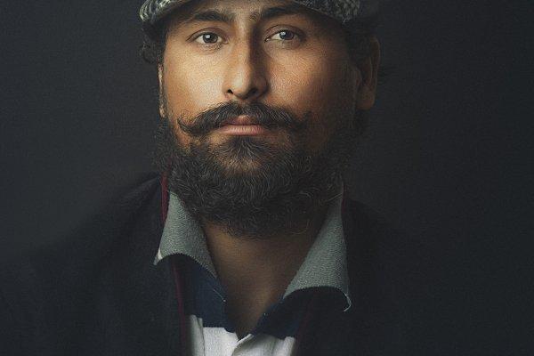 People Images: Kailash Kumar - Indian Male model