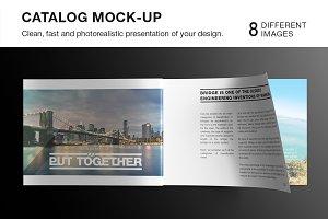 Landscape Magazine / Catalog Mockup