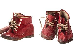 Vintage baby shoes JPG