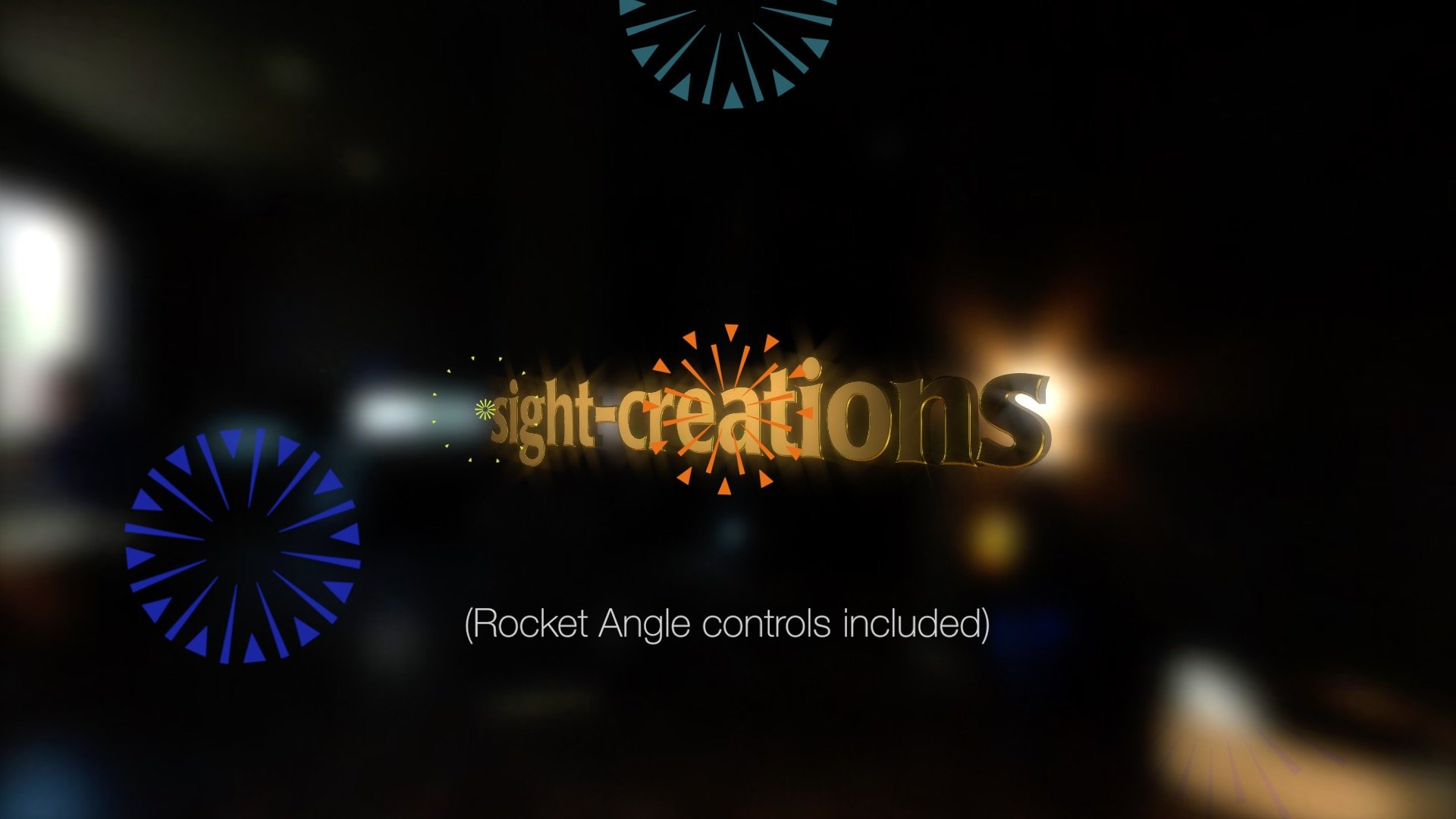 FCPX Template: Illustrated Fireworks ~ Plug-ins ~ Creative Market