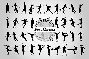 Ice Skaters collection 1 - Women