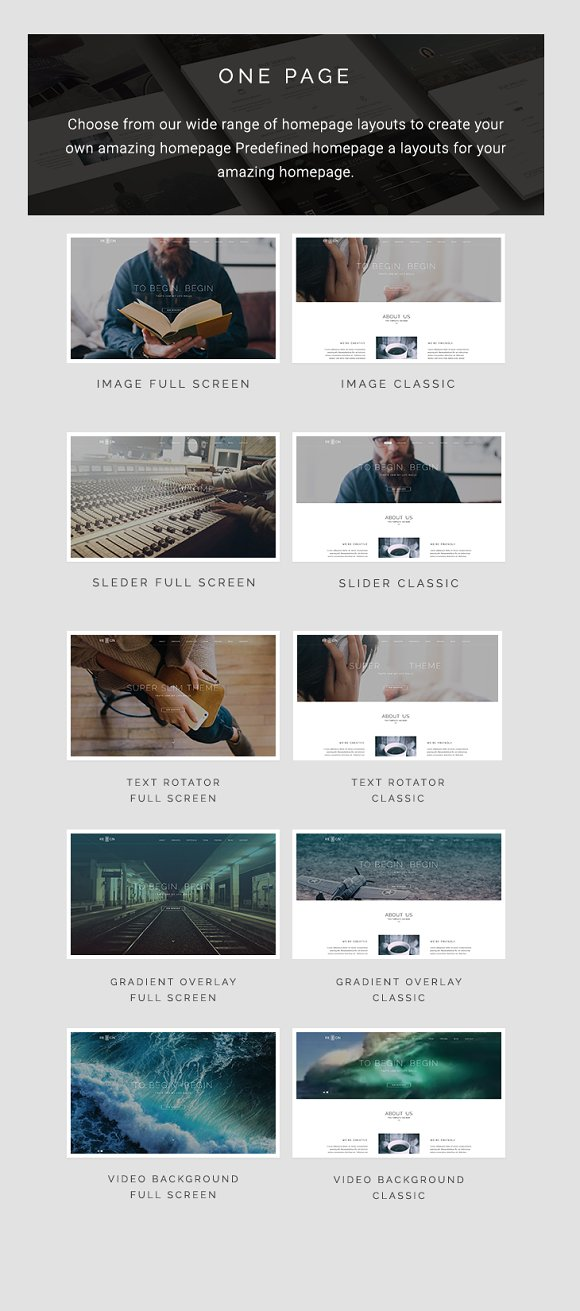 Reign Pro - Corporate Agency in Bootstrap Themes - product preview 7