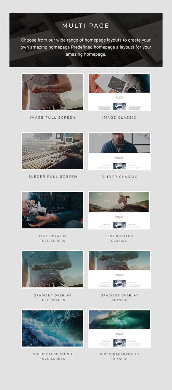 Reign Pro - Corporate Agency in Bootstrap Themes - product preview 12
