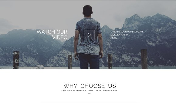 Reign Pro - Corporate Agency in Bootstrap Themes - product preview 10