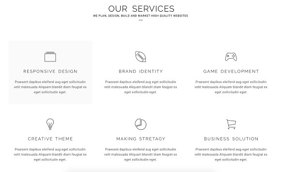 Reign Pro - Corporate Agency in Bootstrap Themes - product preview 11