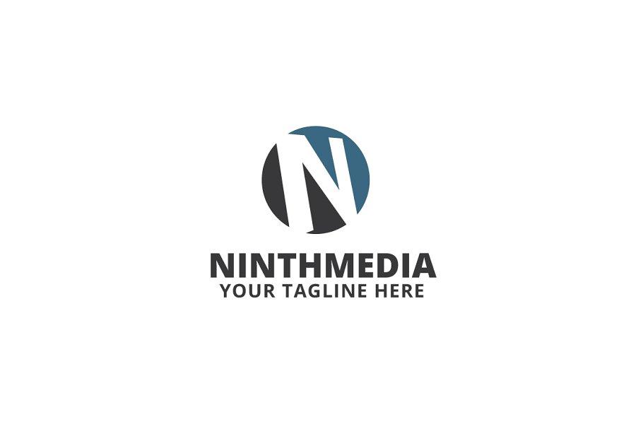 Ninthmedia Logo Template