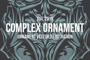 COMPLEX ORNAMENT